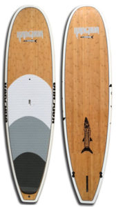 kanghua performance bamboo paddle board