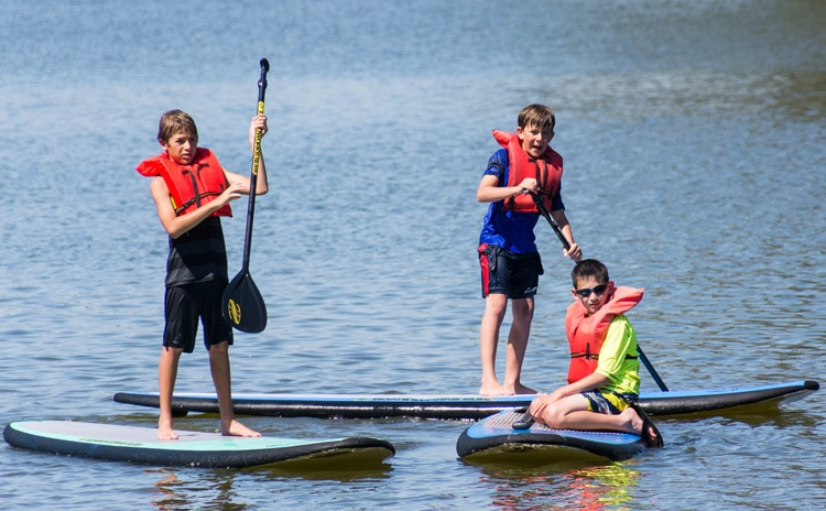 kids paddle board