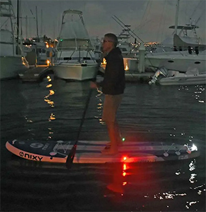 nixy navigation lights