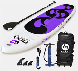 nixy venice yoga sup package