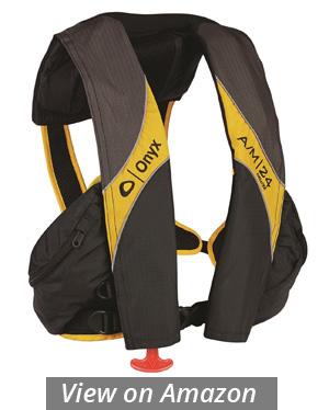 onyx am 24 deluxe life jacket