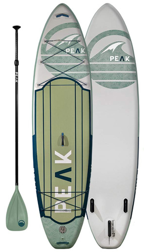 peak expedition best touring paddle board