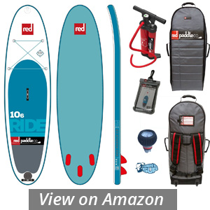 red paddle co ride msl inflatable paddle board