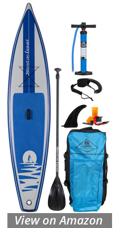 stand on liquid chelan inflatable paddle board