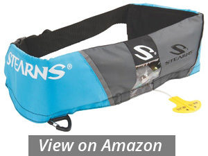 stearns 16 gram manual belt pack sup pfd