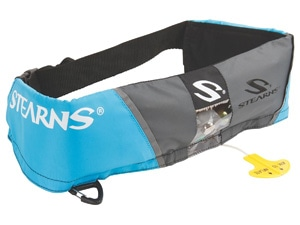 stearns 16 gram manual belt pfd