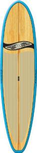 surftech bamboo paddleboard balboa