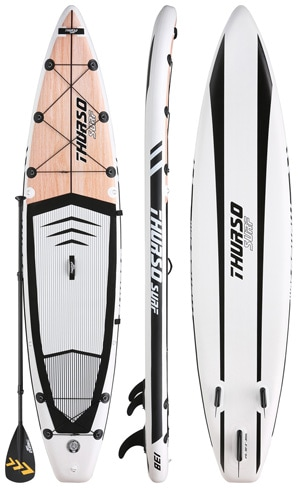 thurso expedition touring paddle board