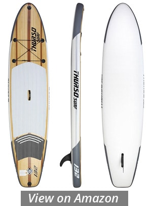 thurso surf inflatable paddle board
