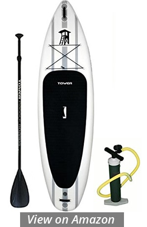 tower adventurer 2 inflatable sup board