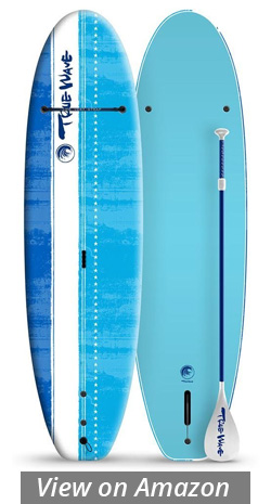 truewave junior kids paddle board