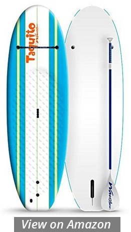 wavestorm taquito junior kids stand up paddle board