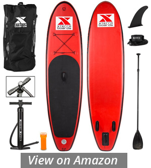 xterra 10 inflatable sup